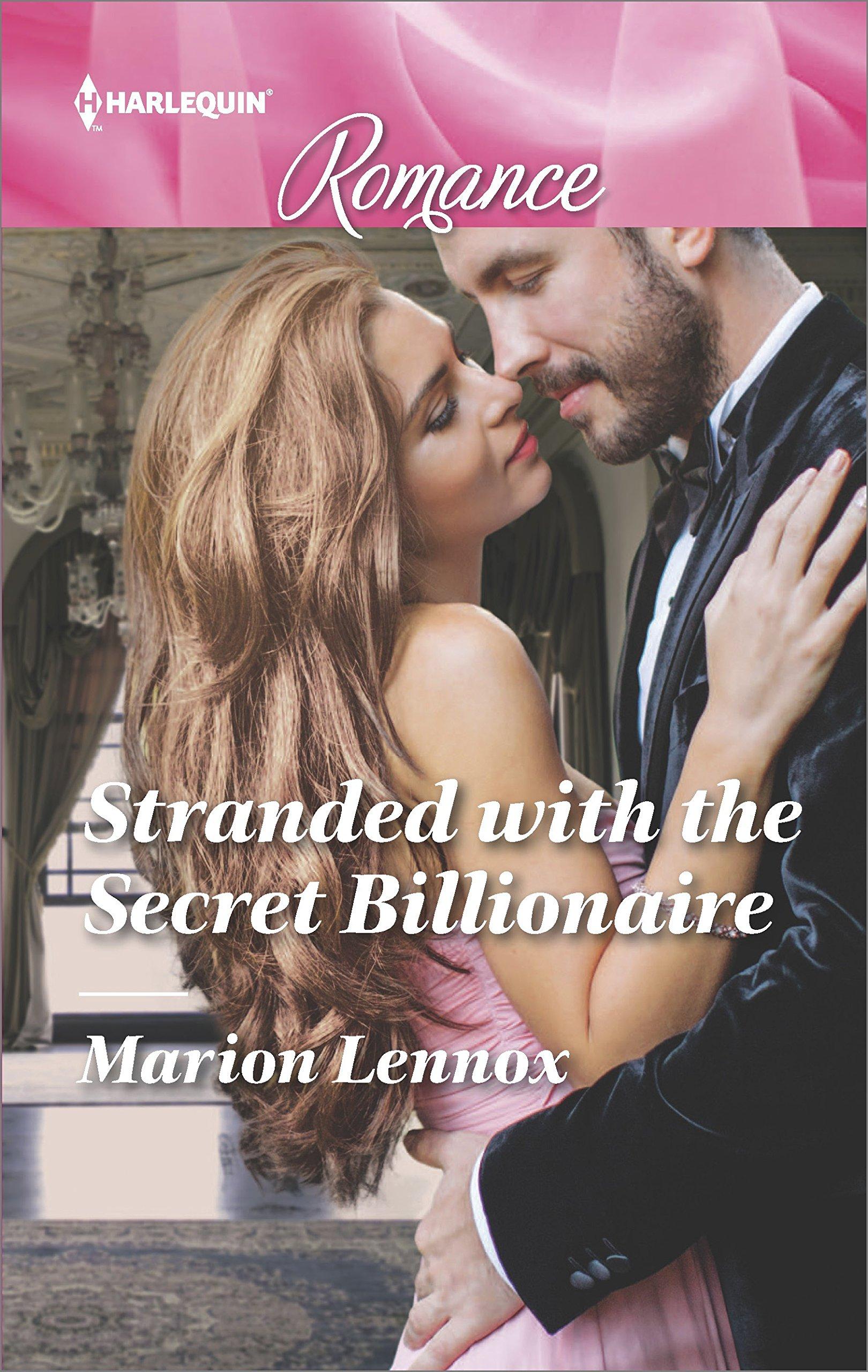Stranded Secret Billionaire Harlequin Romance product image