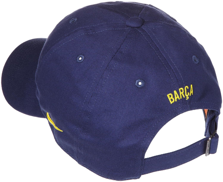 Nike Schirmmütze GFA Heritage 86 2 YTH - Casco (FC Barcelona), color azul marino, amarillo, talla única: Amazon.es: Deportes y aire libre