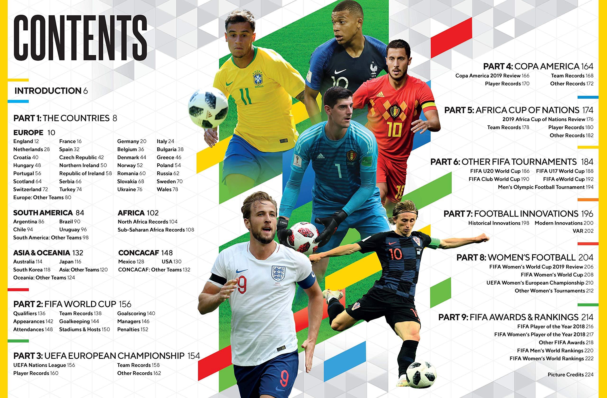 World Football Records 2020: Amazon.es: Radnedge, Keir: Libros en ...