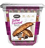 Nonni's Biscotti Value Pack, Salted Caramel, 25 Count, 1.3 Pound