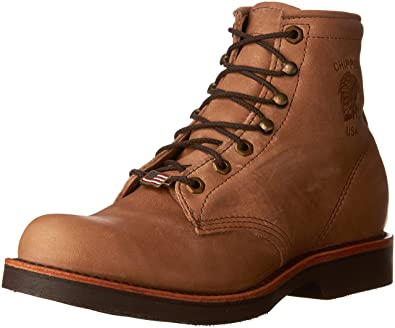 amazon com chippewa men s 6 20067 lace up boot industrial