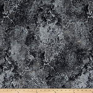 Northcott Stonehenge Gradations Basics Blender Metal Grey Fabric By The Yard