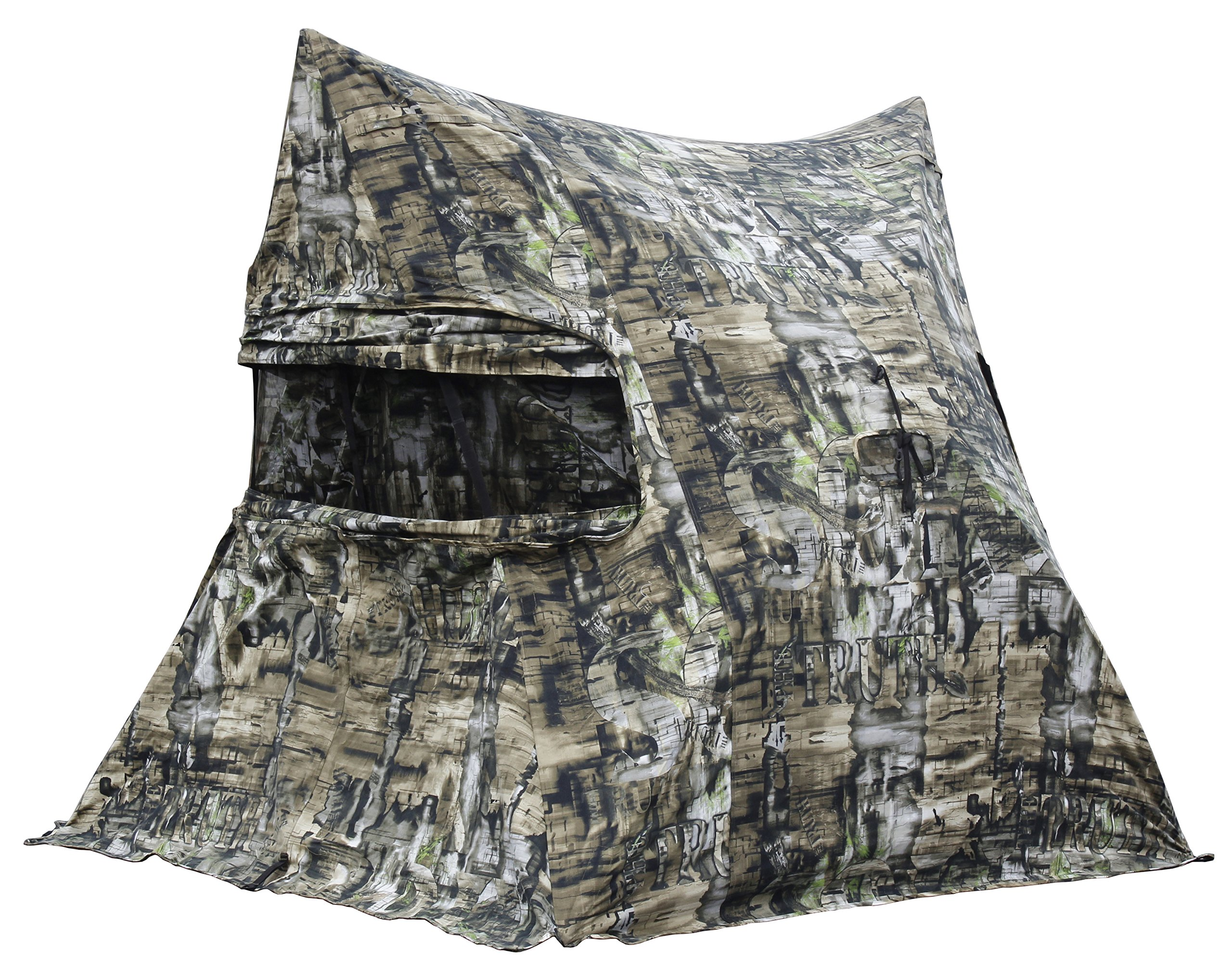 Primos Double Bull Shack Attack Ground Blind, Truth Camo by Primos Hunting (Image #1)