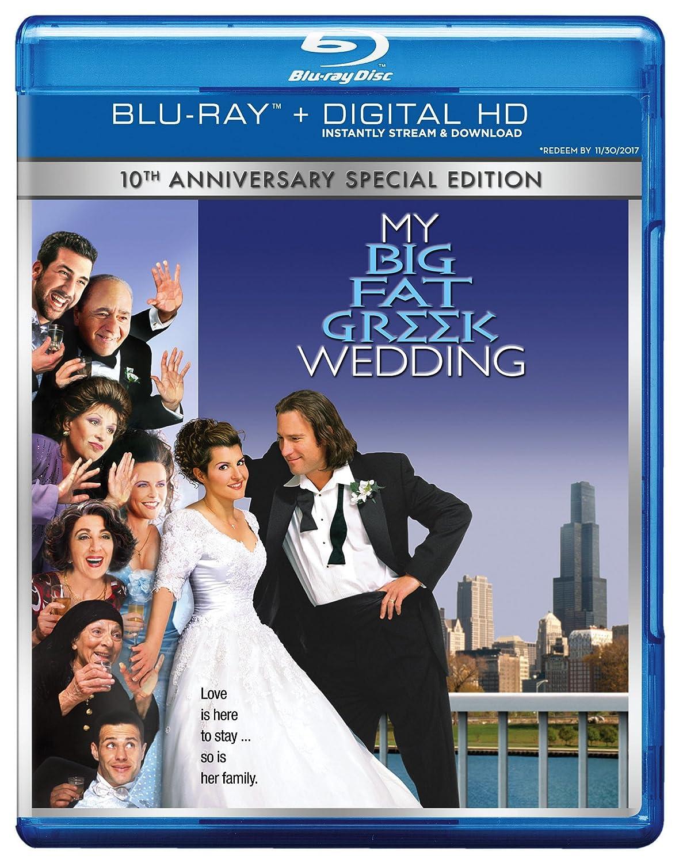 Amazon.com: My Big Fat Greek Wedding: 10th Anniversary Special ...