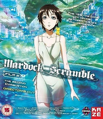 Mardock Scramble: The Second Combustion Blu-ray Reino Unido ...