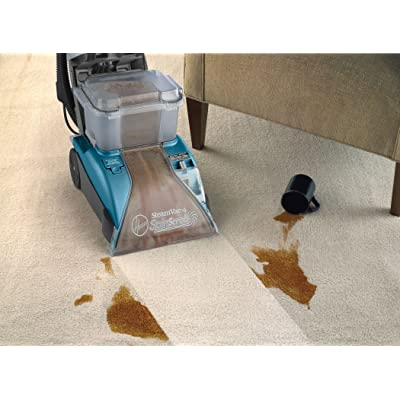 Hoover F5914900 SteamVac Carpet Cleaner with Clean Surge reviews