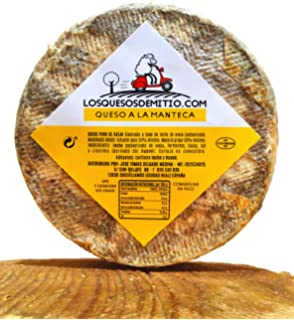 Queso de oveja a la manteca gourmet (español, original, ideal con vino,