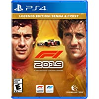 F1 2019 Legends Edition - Special Edition - PlayStation 4