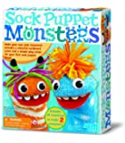 4M - Sock Puppet Monsters Costura (00-04619)
