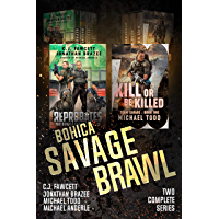 Bohica Savage Brawl: Two Complete Zoo Series: The BOHICA Chronicles and Team Savage (English Edition)