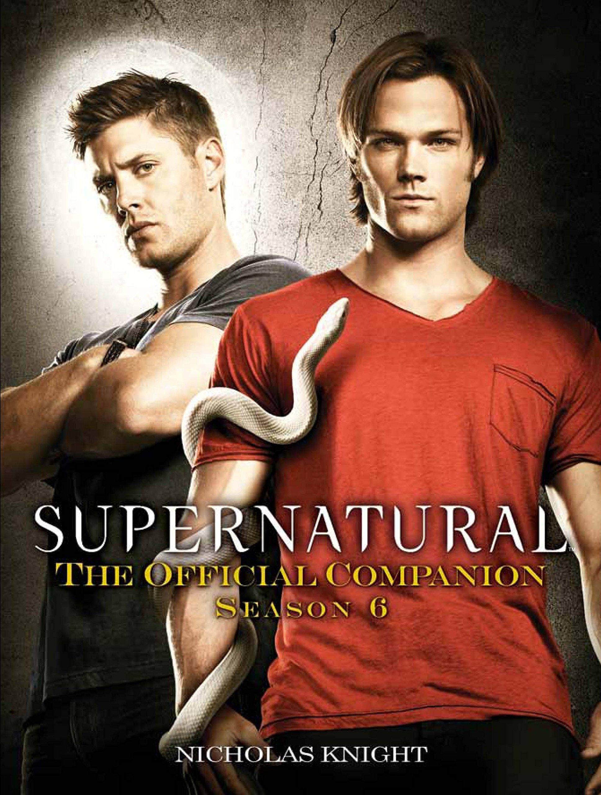 Supernatural: The Official Companion Season 6: Nicholas