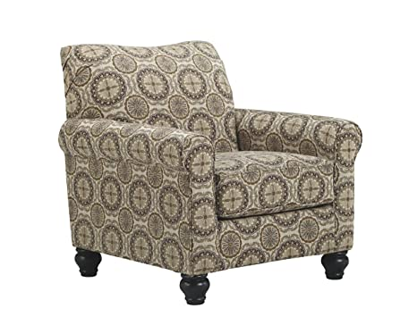 Pleasant Benchcraft Breville Accents Traditional Style Side Accent Chair Burlap Short Links Chair Design For Home Short Linksinfo
