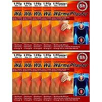 Parches térmicos para espalda, hombros, cuello, vientre, compresas