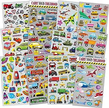 Amazon.com: Horiechaly 280 pegatinas para coches, camión ...
