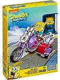 Mega Bloks SpongeBob SquarePants Bike Racer Playset