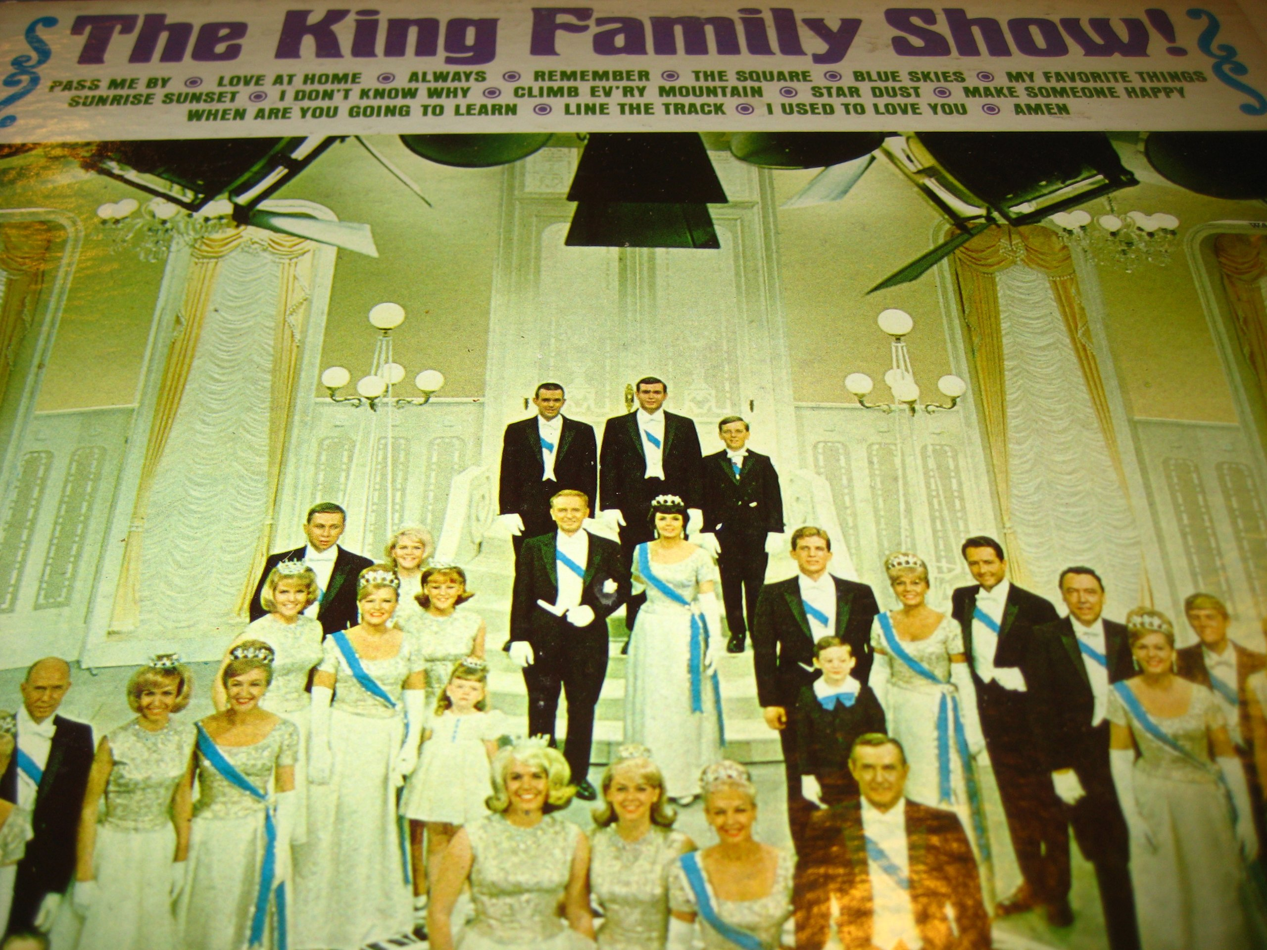 ¡El Show de la Familia Rey! Canciones del Hit ABC TV Show