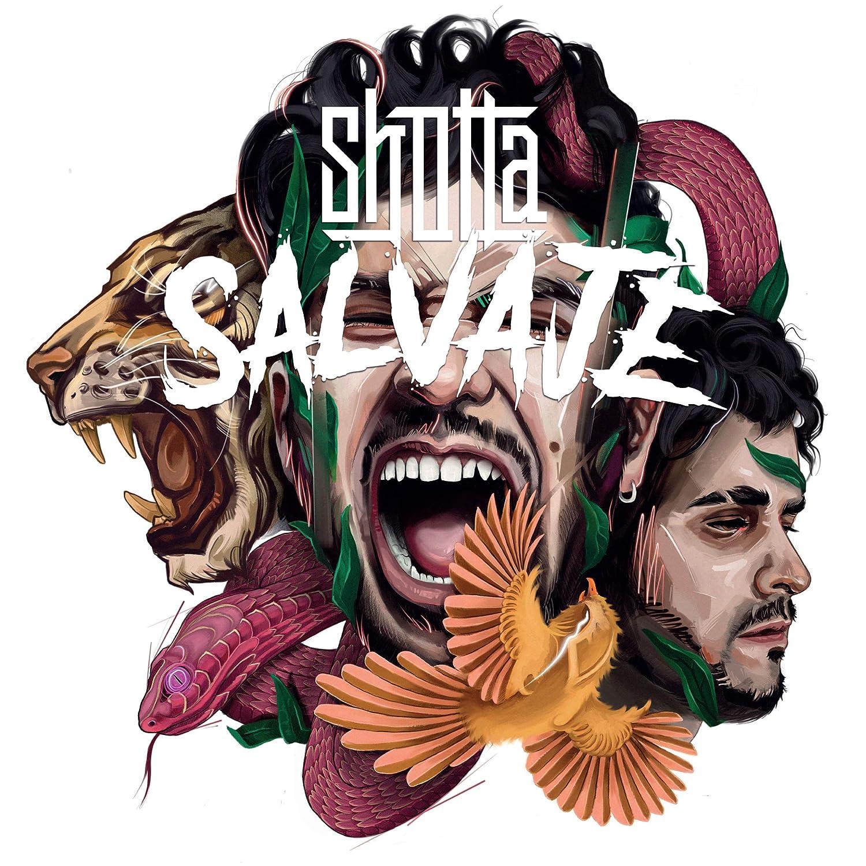 Salvaje: Shotta, Shotta: Amazon.es: Música
