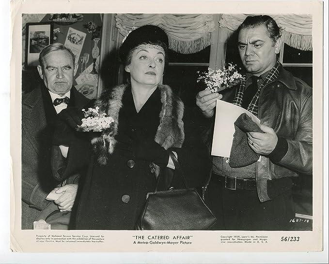 MOVIE PHOTO Catered Affair Ernest Borgnine Bette Davis Barry