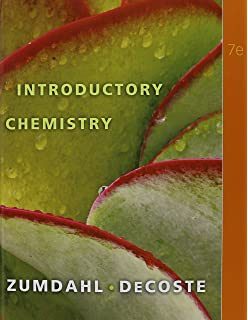 Study Guide for Zumdahl/DeCoste's Introductory Chemistry