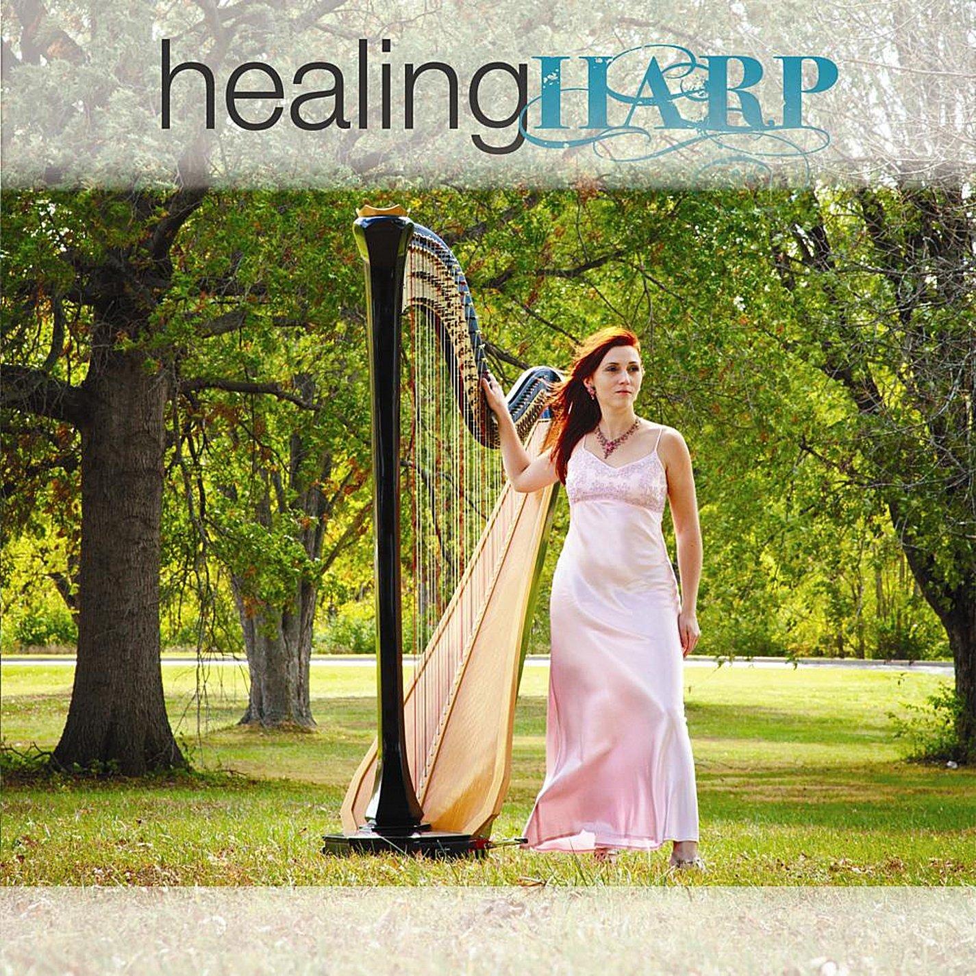 Maria Duhova Trevor - Healing Harp