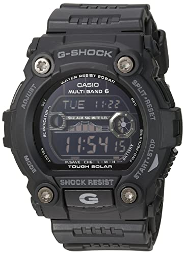 6f7f59a74fc3 Casio Men s GW7900B-1 G-Shock Black Solar Sport Watch  Casio  Amazon.co.uk   Watches