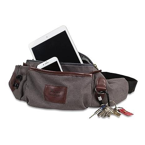 4a0994616e Affidabile Premium Marsupio, comodo da viaggio, borsa da cintura Festival  tasche   Sicura denaro