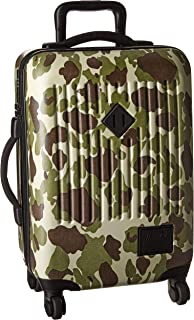 fe524fc55c01 Amazon.com | Herschel Trade Carry On, Black | Carry-Ons