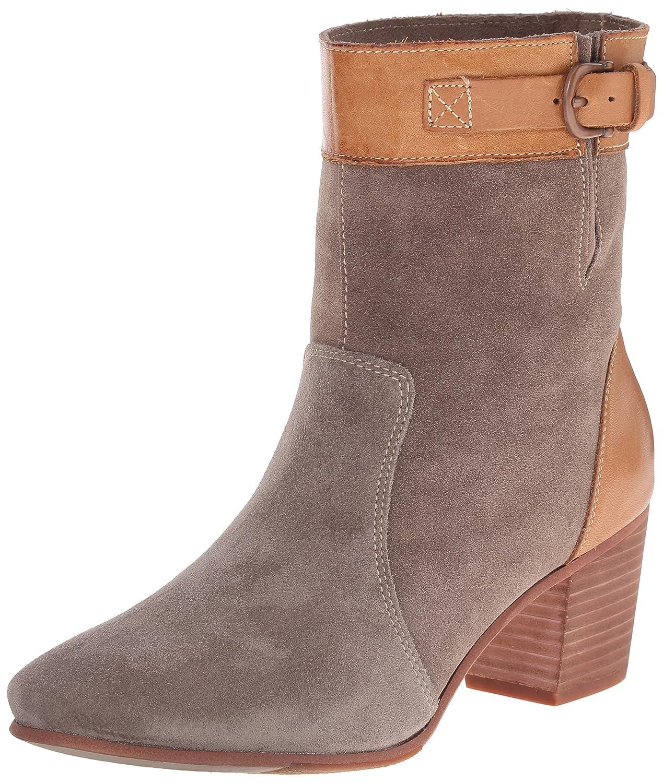 Sebago damen 's Nell Ankle Stiefel, Dark Taupe Suede, 10 m US