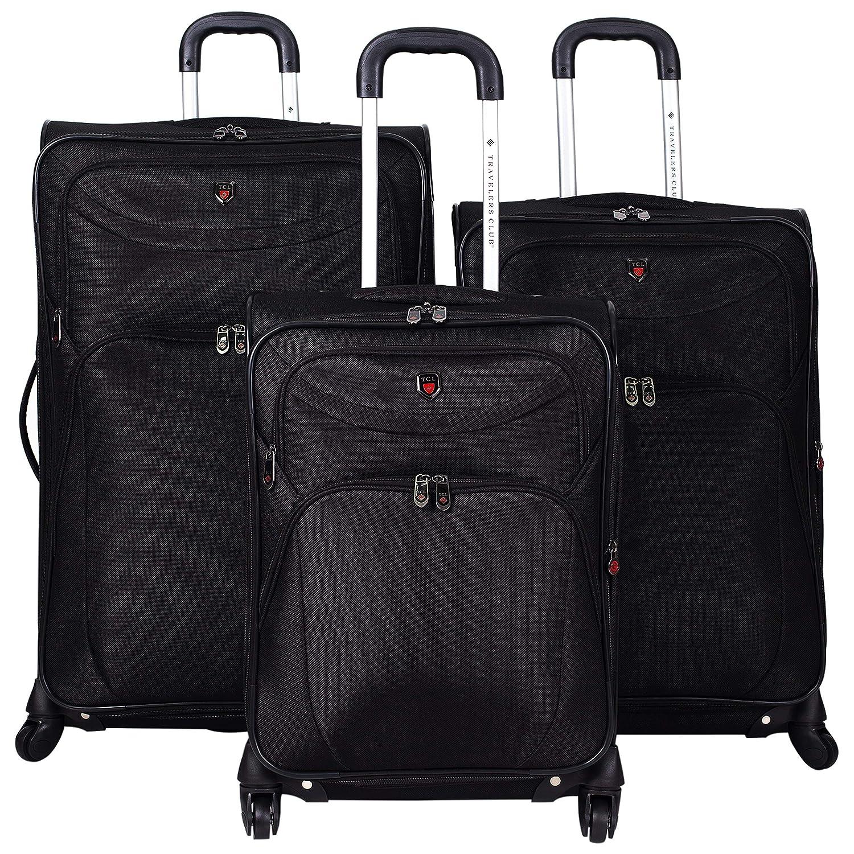 Image of Luggage Travelers Club Luggage Expandable Spinner Luggage