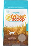 sWheat Scoop Fast-Clumping All-Natural Cat Litter