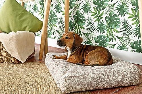 Eco Friendly Cama para perro 100% algodón orgánico: Amazon.es: Handmade