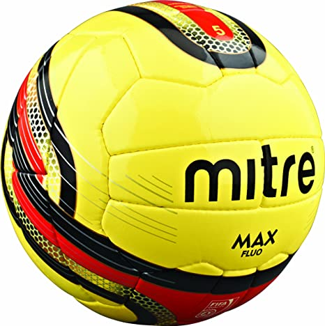 Mitre Kids Max 26P Fluo - Balón de fútbol profesional, color ...