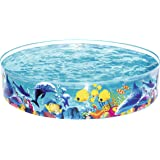 Bestway Fill 'N Fun Piscine Poisson Corail Diamètre 183 cm Hauteur 38 cm