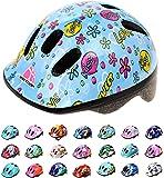 Casco Bicicleta Bebe Helmet Bici Ciclismo para Niño - Cascos para Infantil Bici Helmet para Patinete Ciclismo Montaña…