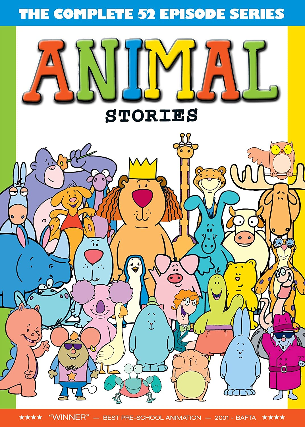 Uncategorized Animal Stories amazon com animal stories the complete 52 episode series various tony collingwood movies tv