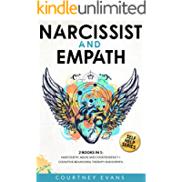Narcissist and Empath: 2 books in 1: Narcissistic Abuse and Codependency + Cognitive Behavioral Therapy and Empath