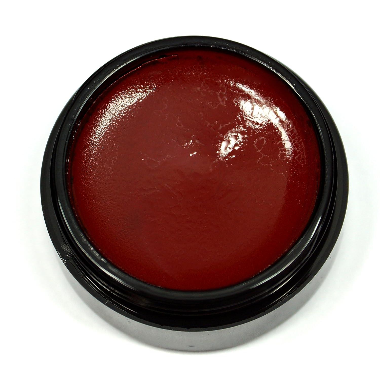 Graftobian Professional Theatrical Creme Makeup – 1\/4oz Eye Shadow\/Lining Shades (Maroon)