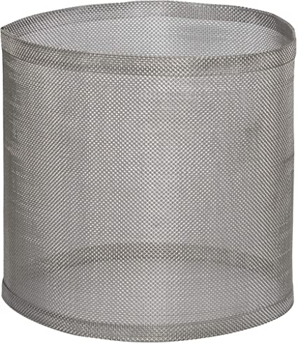Coleman Table Lamp Shade Holder Reproduct Stainless Steel