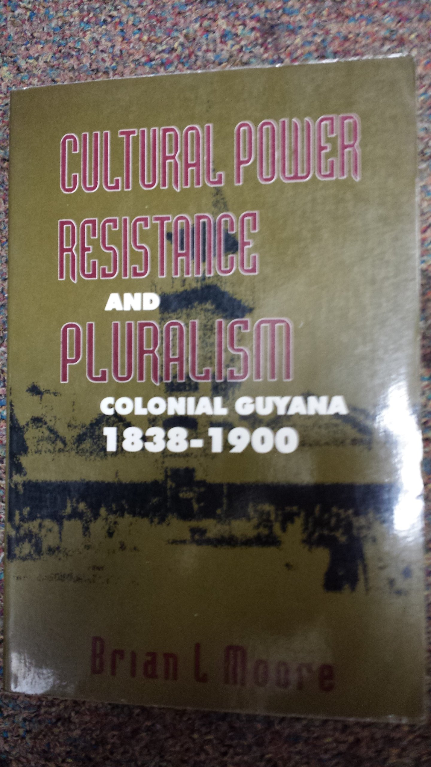 Cultural Power, Resistance and Pluralism: Colonial Guyana 1838-1900