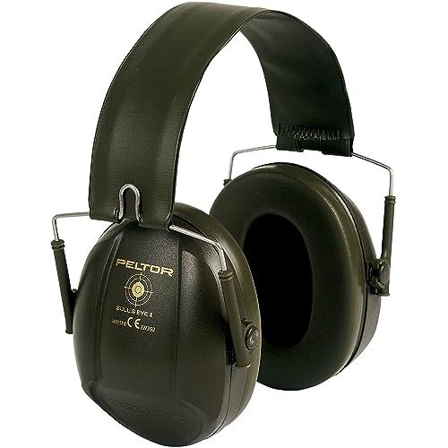 Orejeras de seguridad para Tiro 3M PELTOR Bulls Eye I, 27 dB, plegables,