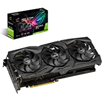 Asus STRIX-GTX1660TI-O6G-GAMING Graphic Card VR Ready, HDMI 2.0, DP 1.4 Auto-Extreme