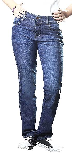 Pantalones vaqueros ajustados para mujer HBs, para ...