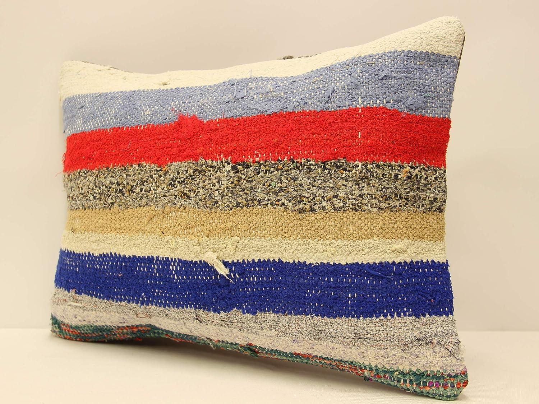 Amazon Com Throw Pillowcovers 14x20 Home Brilliant Modern Farmhouse Cushion Covers Rustic Decor Striped Decorative Throw Pillow Covers For Couch Bench Sofa Kilim Pillow Lumbar Home Pillow Case Boho Pillow Case Handmade