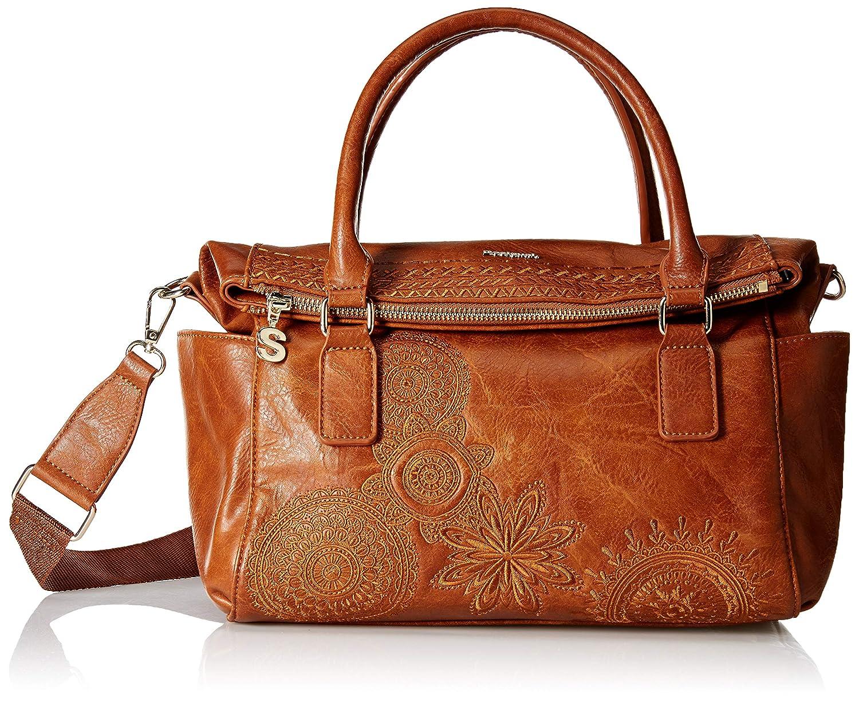 Desigual Bag Dark Amber Loverty Women, Sacs menotte