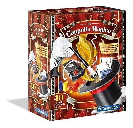 Clementoni 12991 - Il Cappello Magico  Clementoni  Amazon.it  Giochi ... abbe3f8aa05e