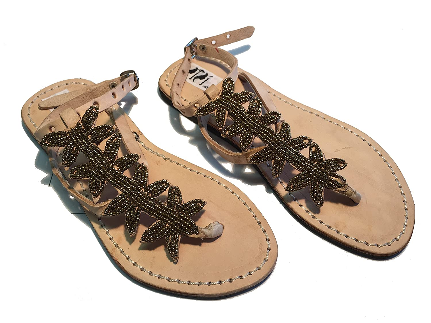 SISI SISI mbili , Sandales Sandales pour femme - Or or 36 - 9797745 - reprogrammed.space