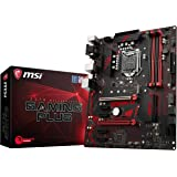 MSI Z370 Gaming Plus Scheda Madre, Nero