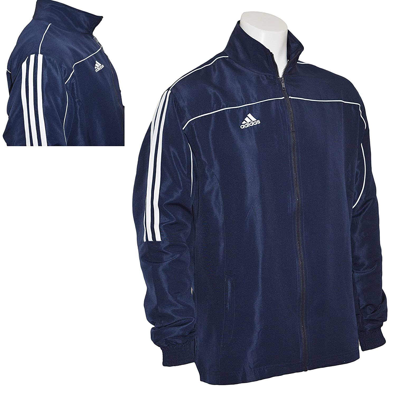 9c6d5e4d0 adidas trainingsjacke herren gr. l rot weiss blau