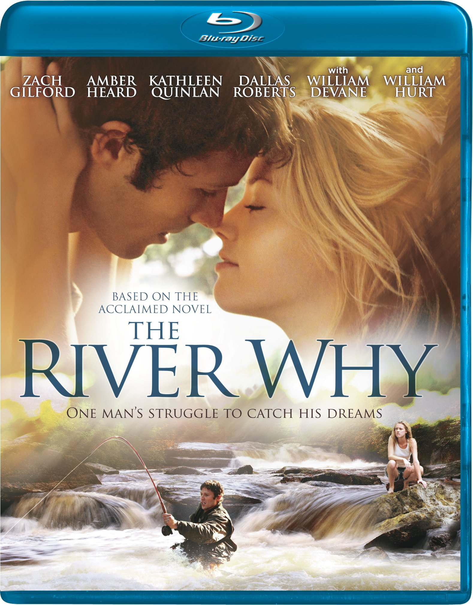 Blu-ray : The River Why (Digital Theater System, AC-3, Subtitled, Widescreen)