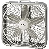 Air King 9723 20-Inch 3-Speed Box Fan , White